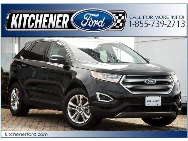 2017 Ford Edge SEL (Stk: 8D3360A) in Kitchener - Image 1 of 17