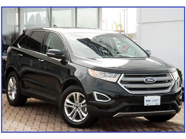 2017 Ford Edge SEL (Stk: 8D3360A) in Kitchener - Image 2 of 17
