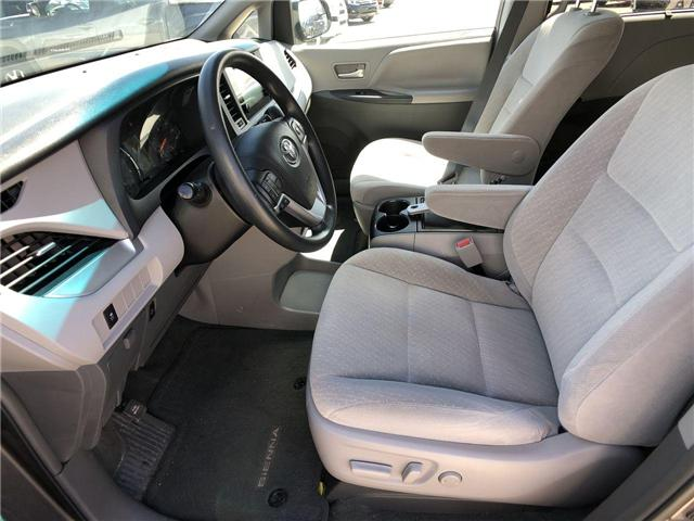 2017 Toyota Sienna LE 8 Passenger (Stk: 284129) in Calgary - Image 9 of 16