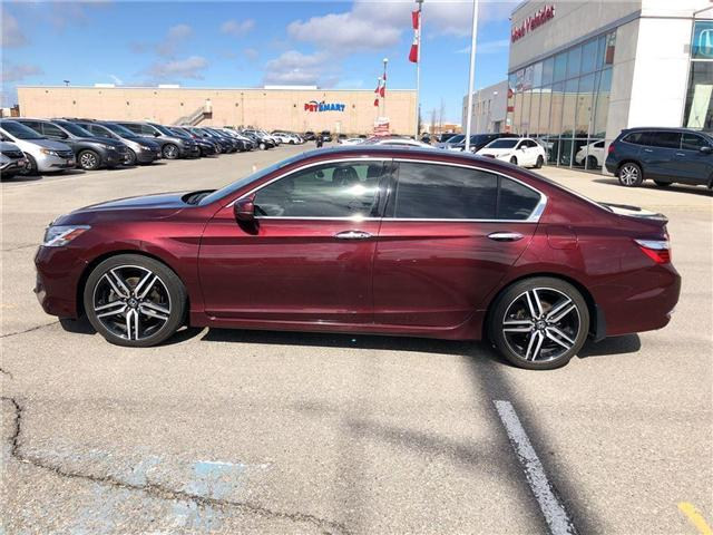 2016 Honda Accord Touring V6, FULLY LOADED! (Stk: 8502106A) in Brampton - Image 2 of 25