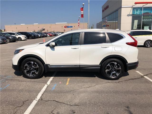 2017 Honda CR-V Touring, FREE EXTENDED WARRANTY! (Stk: U03201) in Brampton - Image 2 of 14