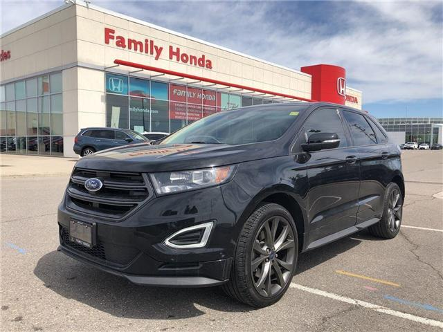2016 Ford Edge Sport, BEAUTIFUL SUV! (Stk: U03210) in Brampton - Image 1 of 28