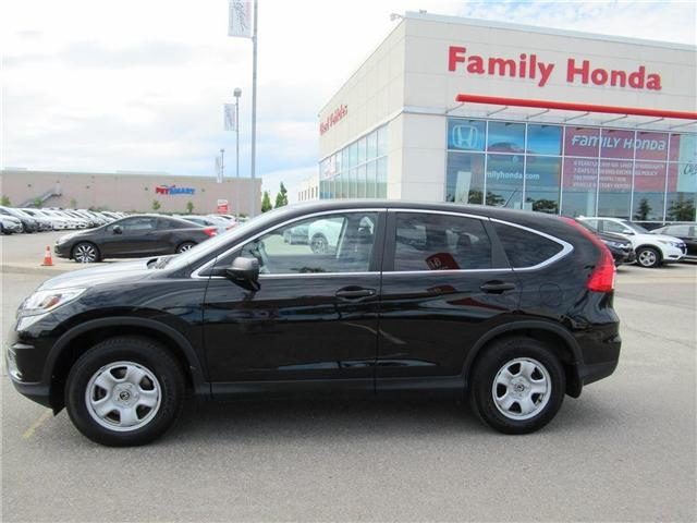 2016 Honda CR-V LX, LOW KMS! BACK UP CAM (Stk: 8002181A) in Brampton - Image 2 of 26