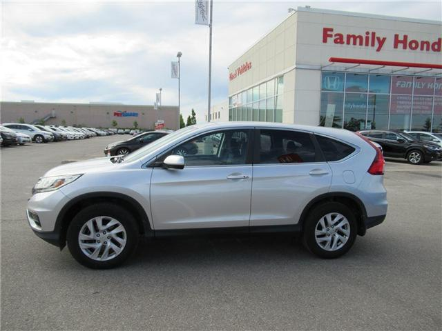 2015 Honda CR-V SE, FREE COMPREHENSIVE WARRANTY! (Stk: 8131483A) in Brampton - Image 2 of 26