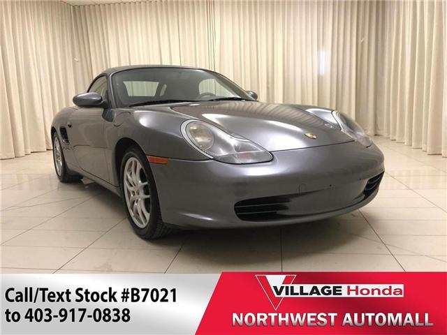 2004 Porsche Boxster Leather | (Stk: B7021) in Calgary - Image 1 of 25