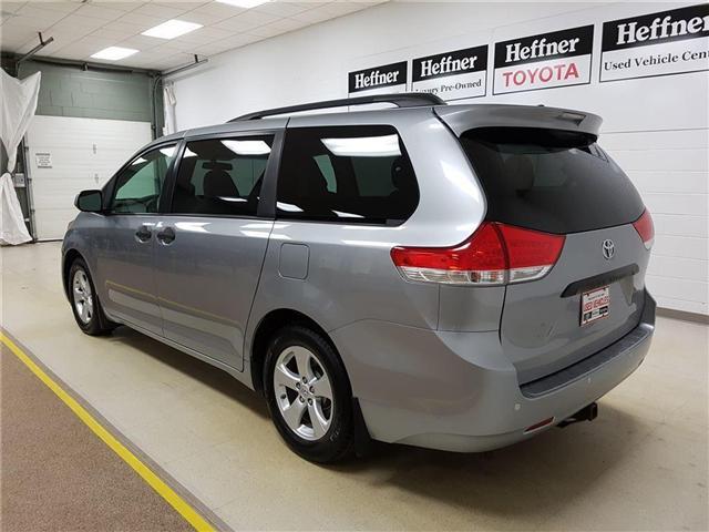 2012 Toyota Sienna V6 7 Passenger (Stk: 185699) in Kitchener - Image 6 of 20