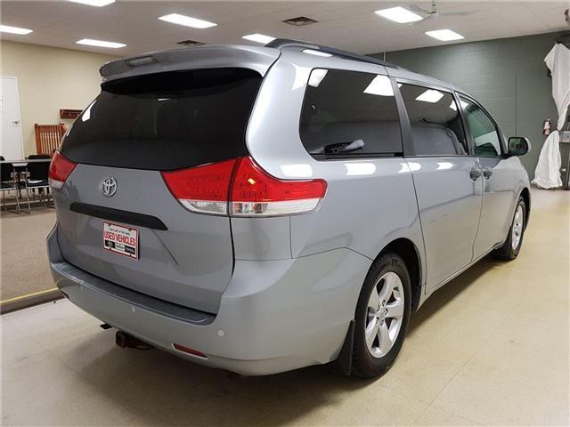 2012 Toyota Sienna V6 7 Passenger (Stk: 185699) in Kitchener - Image 9 of 20