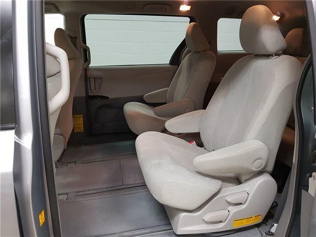2012 Toyota Sienna V6 7 Passenger (Stk: 185699) in Kitchener - Image 16 of 20