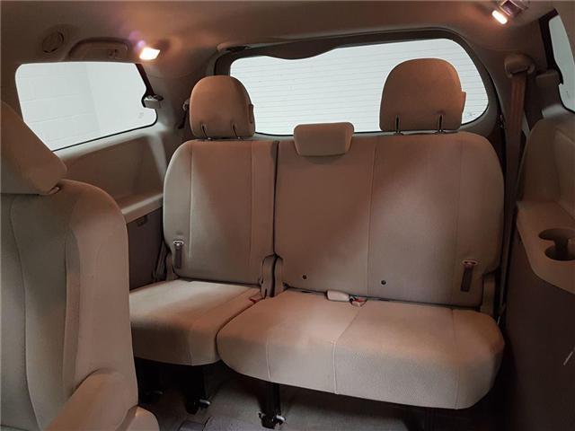 2012 Toyota Sienna V6 7 Passenger (Stk: 185699) in Kitchener - Image 17 of 20
