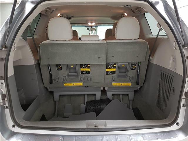 2012 Toyota Sienna V6 7 Passenger (Stk: 185699) in Kitchener - Image 18 of 20