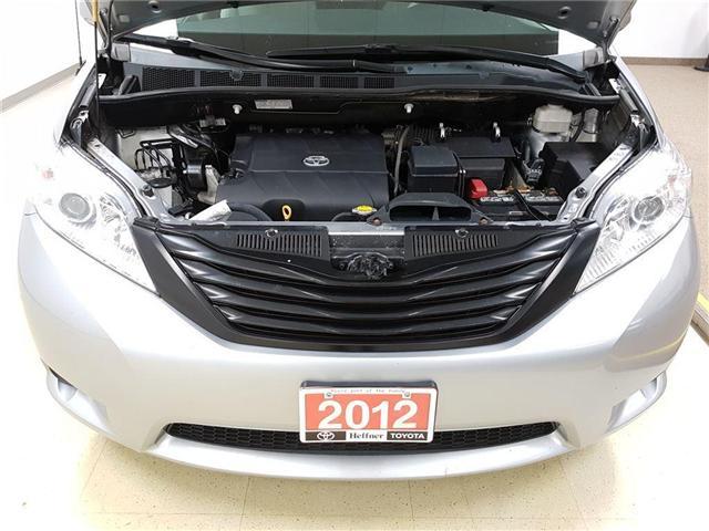 2012 Toyota Sienna V6 7 Passenger (Stk: 185699) in Kitchener - Image 19 of 20