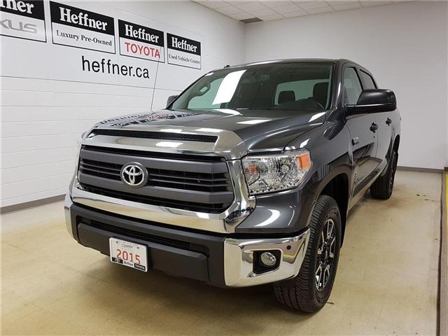 2015 Toyota Tundra  (Stk: 185400) in Kitchener - Image 1 of 21