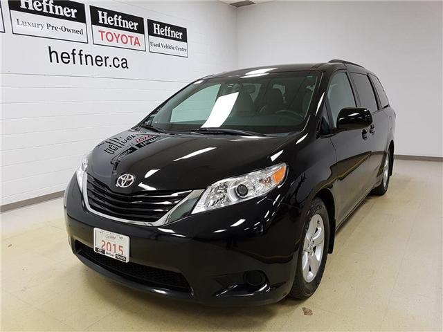 2015 Toyota Sienna  5TDKK3DC8FS606127 185682 in Kitchener