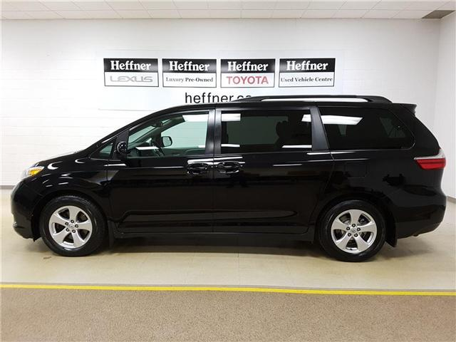 2015 Toyota Sienna  (Stk: 185682) in Kitchener - Image 5 of 22