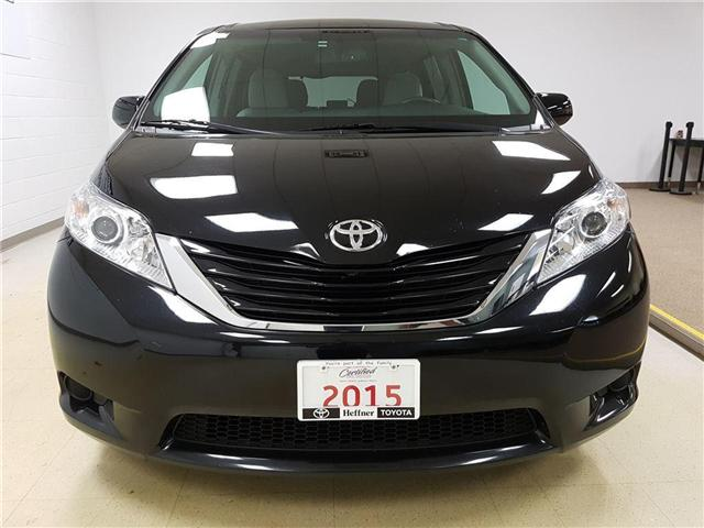 2015 Toyota Sienna  (Stk: 185682) in Kitchener - Image 7 of 22