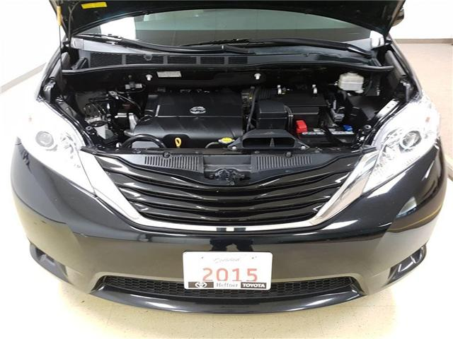 2015 Toyota Sienna  (Stk: 185682) in Kitchener - Image 21 of 22