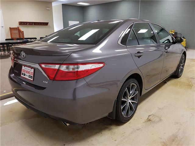 2017 Toyota Camry  (Stk: 185107) in Kitchener - Image 9 of 22