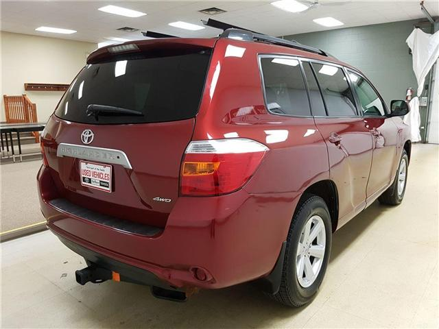 2010 Toyota Highlander  (Stk: 185704) in Kitchener - Image 9 of 22