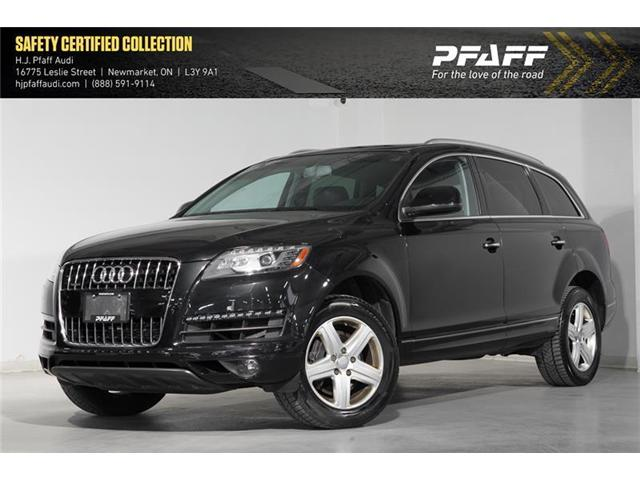 2014 Audi Q7 3.0T Progressiv (Stk: 52856) in Newmarket - Image 1 of 17