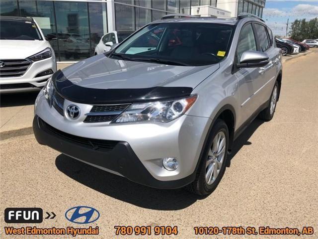 2015 Toyota RAV4 Limited (Stk: 81982A) in Edmonton - Image 2 of 22