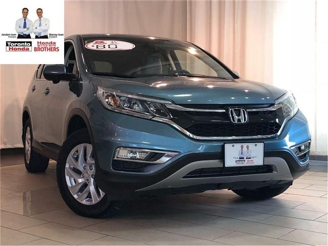 2015 Honda CR V EX Stk 37371 In Toronto