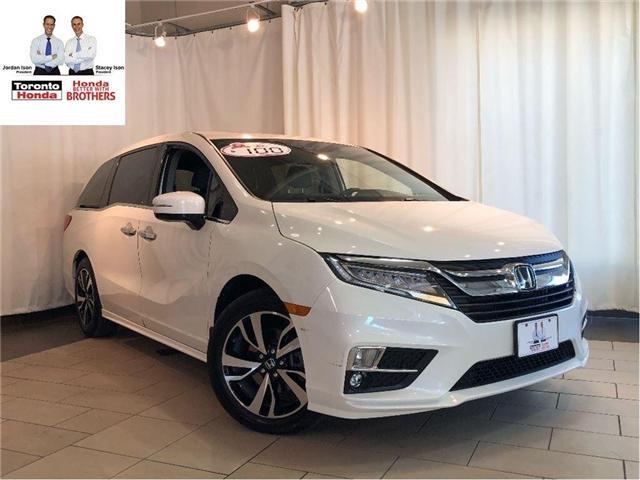 2018 Honda Odyssey Touring (Stk: 37415) in Toronto - Image 1 of 28