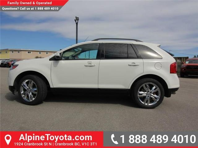 2013 Ford Edge SEL (Stk: 5574610B) in Cranbrook - Image 2 of 15