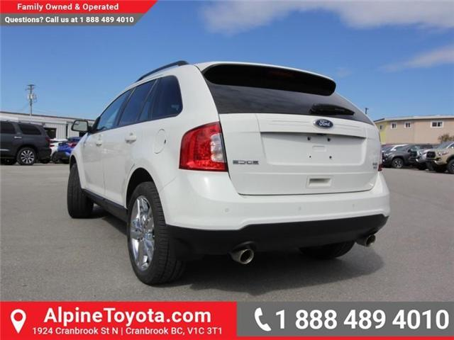 2013 Ford Edge SEL (Stk: 5574610B) in Cranbrook - Image 3 of 15