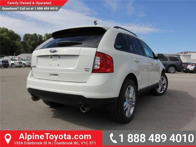 2013 Ford Edge SEL (Stk: 5574610B) in Cranbrook - Image 4 of 15