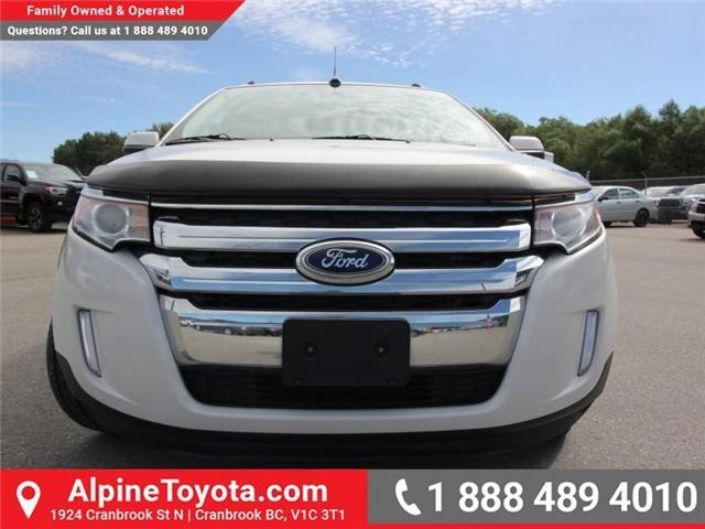 2013 Ford Edge SEL (Stk: 5574610B) in Cranbrook - Image 7 of 15