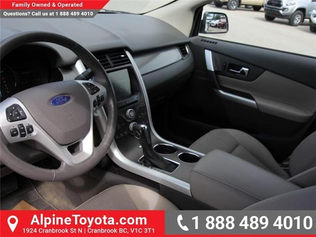 2013 Ford Edge SEL (Stk: 5574610B) in Cranbrook - Image 8 of 15