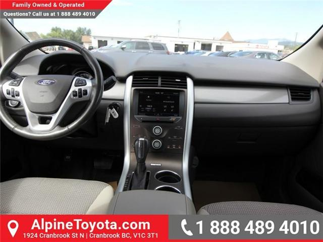 2013 Ford Edge SEL (Stk: 5574610B) in Cranbrook - Image 9 of 15