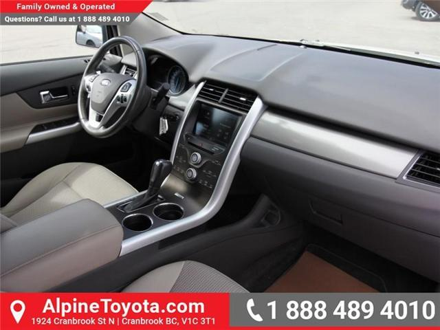 2013 Ford Edge SEL (Stk: 5574610B) in Cranbrook - Image 10 of 15