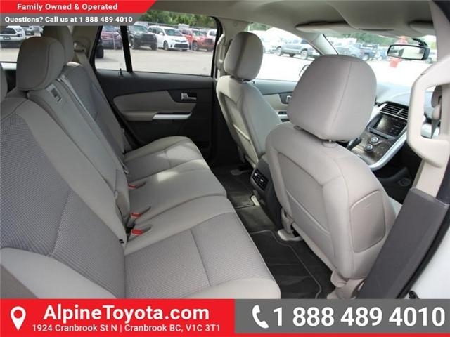 2013 Ford Edge SEL (Stk: 5574610B) in Cranbrook - Image 11 of 15