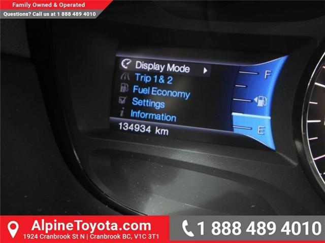 2013 Ford Edge SEL (Stk: 5574610B) in Cranbrook - Image 12 of 15