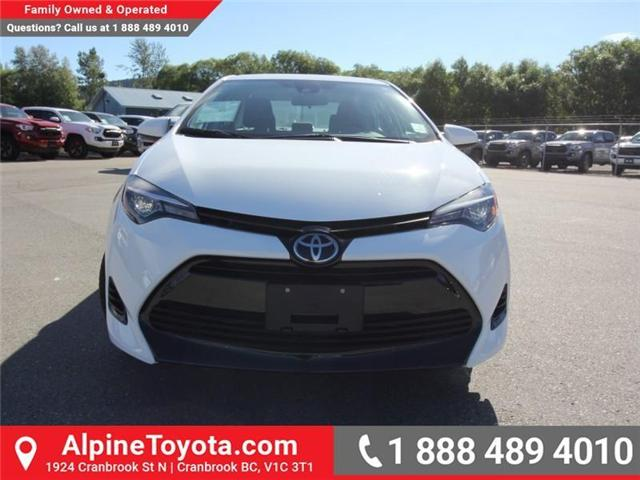 2019 Toyota Corolla LE Upgrade Package (Stk: C126969) in Cranbrook - Image 8 of 16