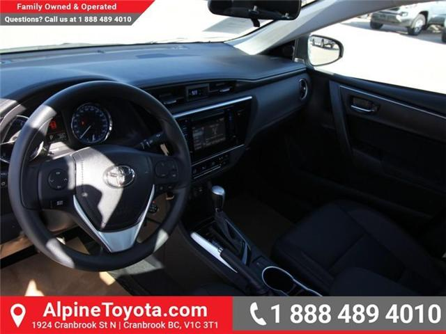 2019 Toyota Corolla LE Upgrade Package (Stk: C126969) in Cranbrook - Image 9 of 16