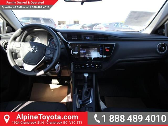 2019 Toyota Corolla LE Upgrade Package (Stk: C126969) in Cranbrook - Image 10 of 16