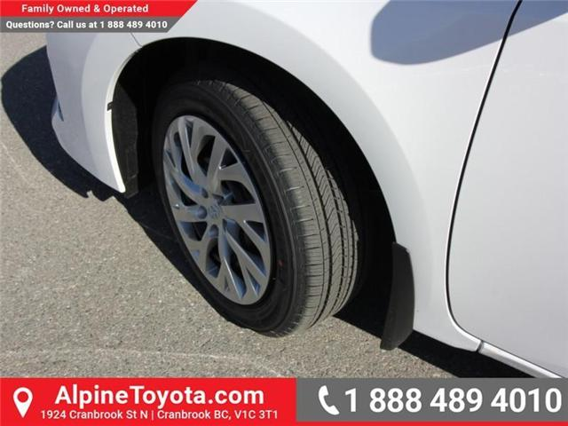 2019 Toyota Corolla LE Upgrade Package (Stk: C126969) in Cranbrook - Image 16 of 16
