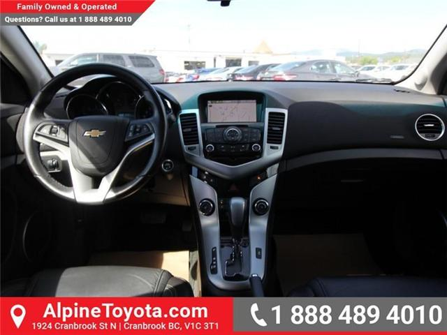 2014 Chevrolet Cruze 2LT (Stk: X728603C) in Cranbrook - Image 10 of 16