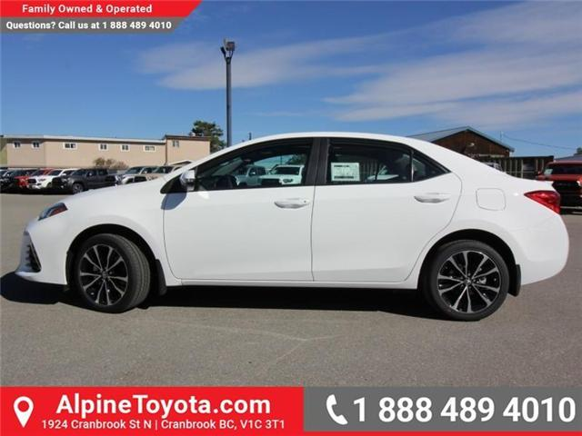 2019 Toyota Corolla SE (Stk: C127446) in Cranbrook - Image 2 of 18