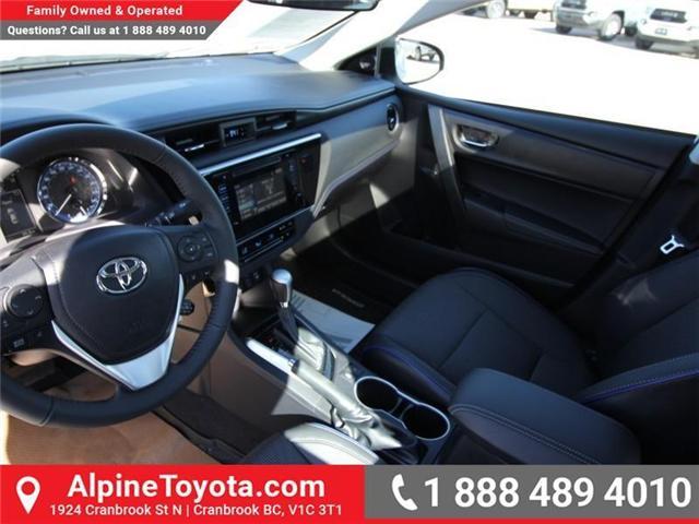 2019 Toyota Corolla SE (Stk: C127446) in Cranbrook - Image 8 of 18