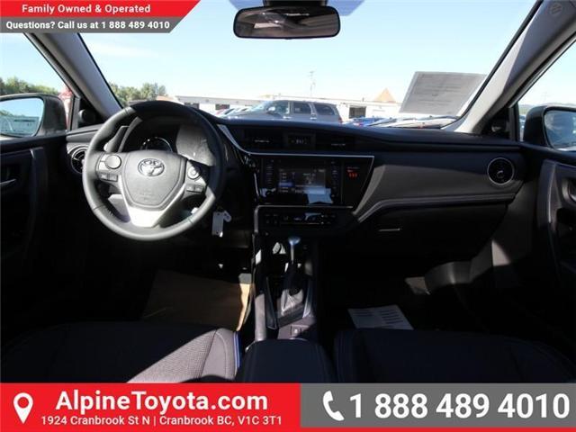 2019 Toyota Corolla SE (Stk: C127446) in Cranbrook - Image 9 of 18