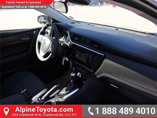 2019 Toyota Corolla SE (Stk: C127446) in Cranbrook - Image 10 of 18