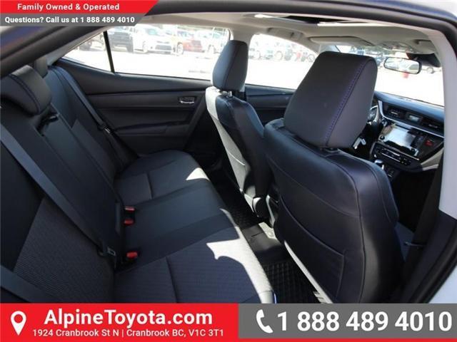 2019 Toyota Corolla SE (Stk: C127446) in Cranbrook - Image 11 of 18
