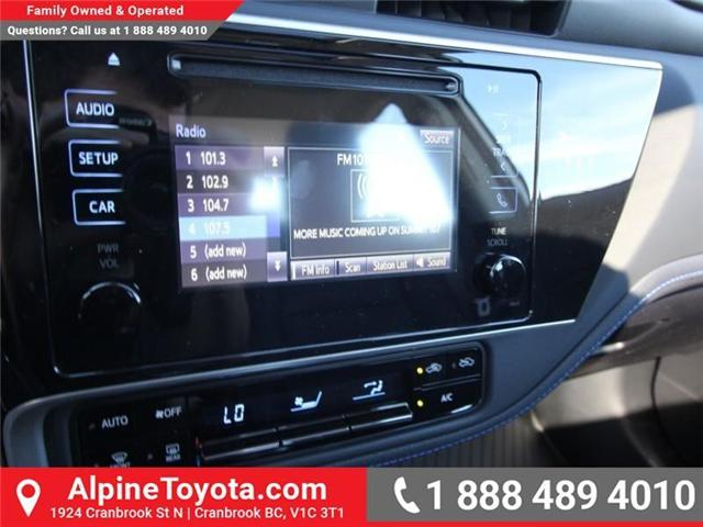2019 Toyota Corolla SE (Stk: C127446) in Cranbrook - Image 12 of 18