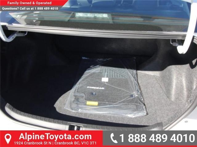 2019 Toyota Corolla SE (Stk: C127446) in Cranbrook - Image 16 of 18