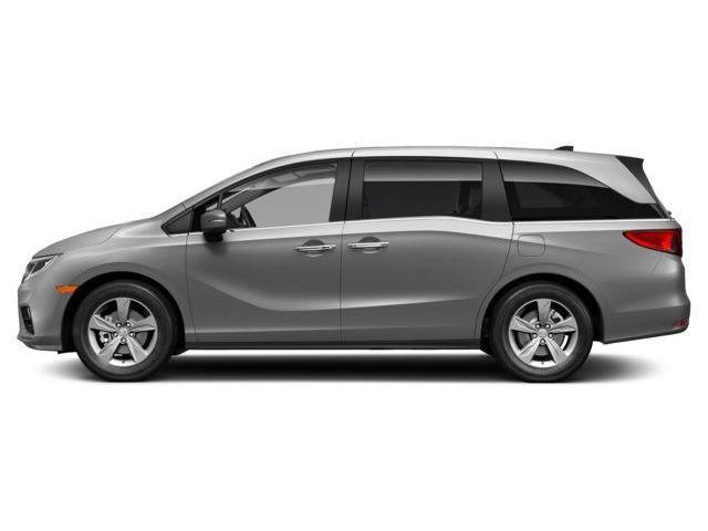 2019 Honda Odyssey EX (Stk: 9503096) in Brampton - Image 2 of 2