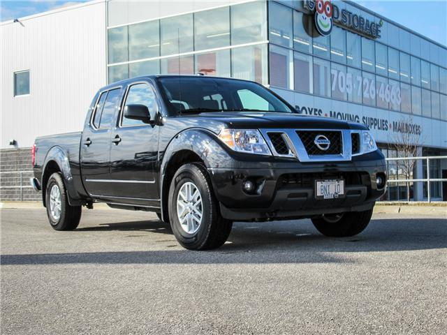 2018 Nissan Frontier SV (Stk: 18029) in Barrie - Image 3 of 24