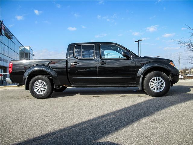 2018 Nissan Frontier SV (Stk: 18029) in Barrie - Image 4 of 24